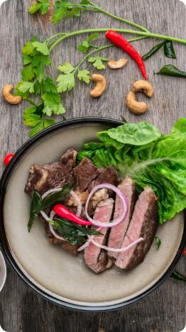 Karmalis food production experts